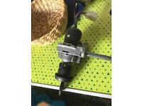 Barrel lock and key for Yamaha Majesty
