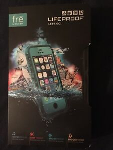 Fre life proof case iPhone 5/5s