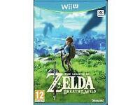 Nintendo wii u bundle including the new Zelda