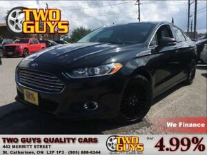2013 Ford Fusion SE NAVIGATION LEATHER BACK UP CAMERA