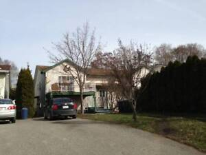 Centrally located 3 bedroom, upper level duplex for rent