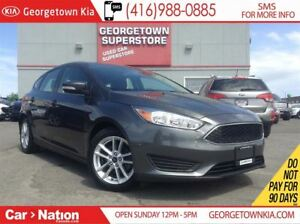 2015 Ford Focus SE | BACK UP CAMERA | CLEAN CARPROOF |