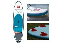 Red Paddle Co 10'6 Ride Inflatable Stand Up Paddle Board