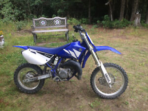 2003 Yamaha yz 85 sale or trade boat or quad