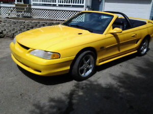 1998 Ford Mustang Cabriolet