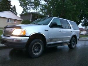 2002 Ford Expedition XLT 4wd SUV