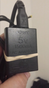 ■●■ SONY PSP AC adapter ■●■  wall charger!! L@@k