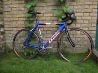 Trek Road Bike, 56cm - Campagnolo Record/Chorus in very good condition