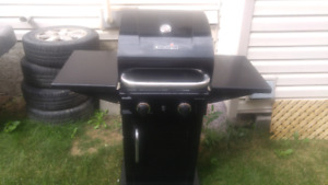 Char-Broil Black Stainless Steel small sized BBQ