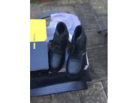 Brand New Leather Safety Boots Size 10
