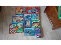 Selection of Games - Various Ages