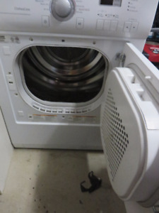 Kenmore dryer apartment size