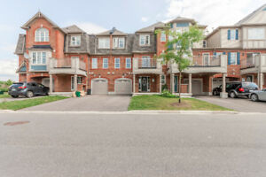 Mattamy built 2 bedroom freehold town in Milton