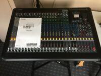 Yamaha MGP24X 24-Channel Professional Mixer, analogue / digital, USB recording, Boxed, Like New