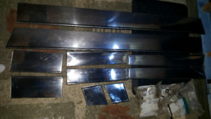 81 to 88 Cutlass Supreme Chrome Trim And All Clips