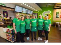 Team Leaders - Subway