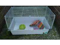 Guinea pig cage excellant condition