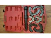 Snap on/ blue point car spring compressor kit