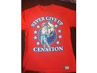 OFFICIAL John Cena WWE t-shirt size M