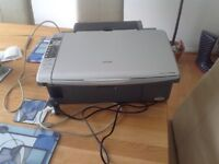 Epsom DX5000 Scanner/Printer
