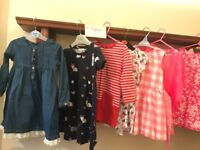 Girls dresses/ tops 2-3 years
