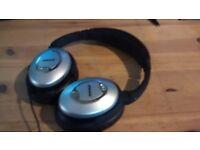 Bose Noise Cancelling Headphones - making a buzzing noise