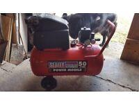 Sealey Air Compressor in perfect condition