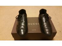 Great looking mens GUCCI SHOES AND BOX