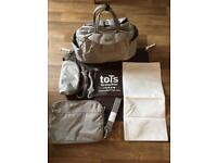 toTs by SmarTrike change bag - rucksack