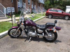 Motorcycle Kawasaki