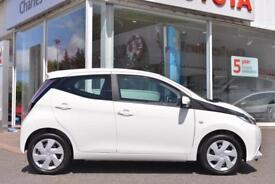 Toyota Aygo VVT-I X-PLAY (white) 2017-06-30