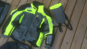 Olympia Motorcycle Gear in Excellent Condition