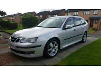 🔹️SAAB 9-3 vector estate • 1 year M.O.T • F/S/H • Remapped • Lovley example🔹️