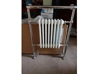 Traditional Victorian Heated Towel Rail RRP £200