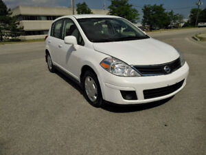 2011 Nissan Versa 1.8 S Sedan CERTIFIED+1 YEAR FREE WARRANTY