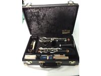 LeBlanc Esprit Paris Wood Bb Clarinet