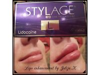 Lips augmentation,fillers