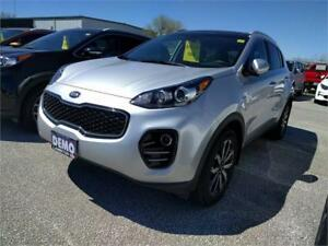 2017 Kia Sportage EX Premium PWR LIFTGATE Cross Traffic Alert