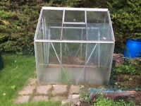 Garden greenhouse, free to collected.