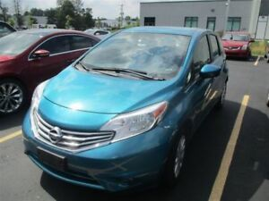 2016 Nissan Versa Note SV HATCHBACK! REAR CAMERA! BLUETOOTH! POW