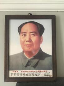 Chairman Mao Zedong Painting