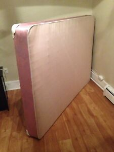 Free - double bed boxspring