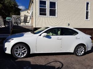 2013 Lexus IS AWD Premium Sedan