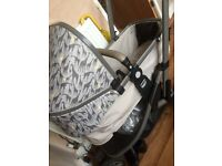 Mothercare Xpedior Pram and Pushchair Travel System - Tusk Special Edition offers