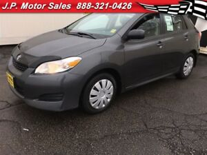2013 Toyota Matrix Manual, Power Group