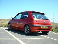 Peugeot 106 Alloys (Saxo, Porsche)