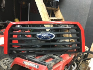 grille ford f150 2017