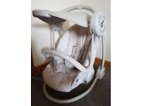 Mamas and Papas Babyswing/rocker