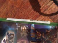 skylanders XBOX one starter pack