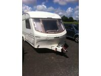 Delta lunar caravan 5 berth caravan 1993 Owned by our family since new selling due to upgrade